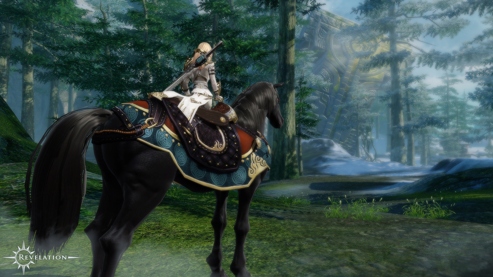 Revelation Online Gameplay Screenshot 1