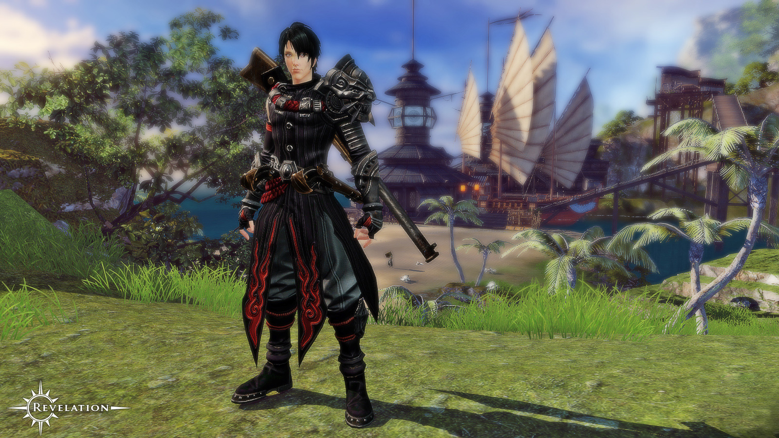 Revelation Online Gameplay Screenshot 2