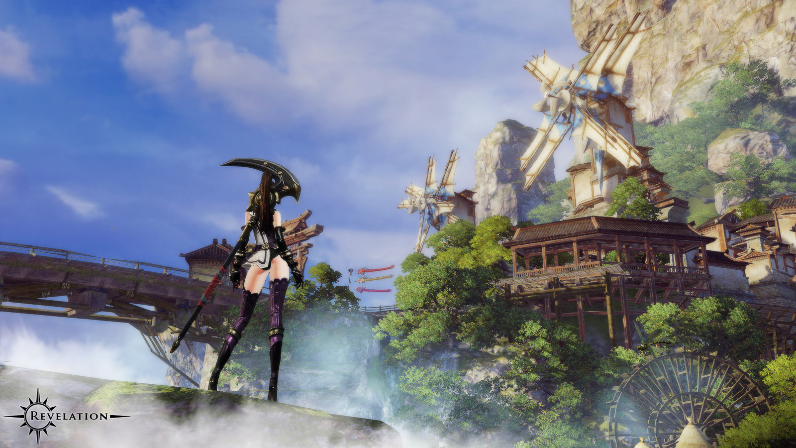 Revelation Online Gameplay Screenshot 3