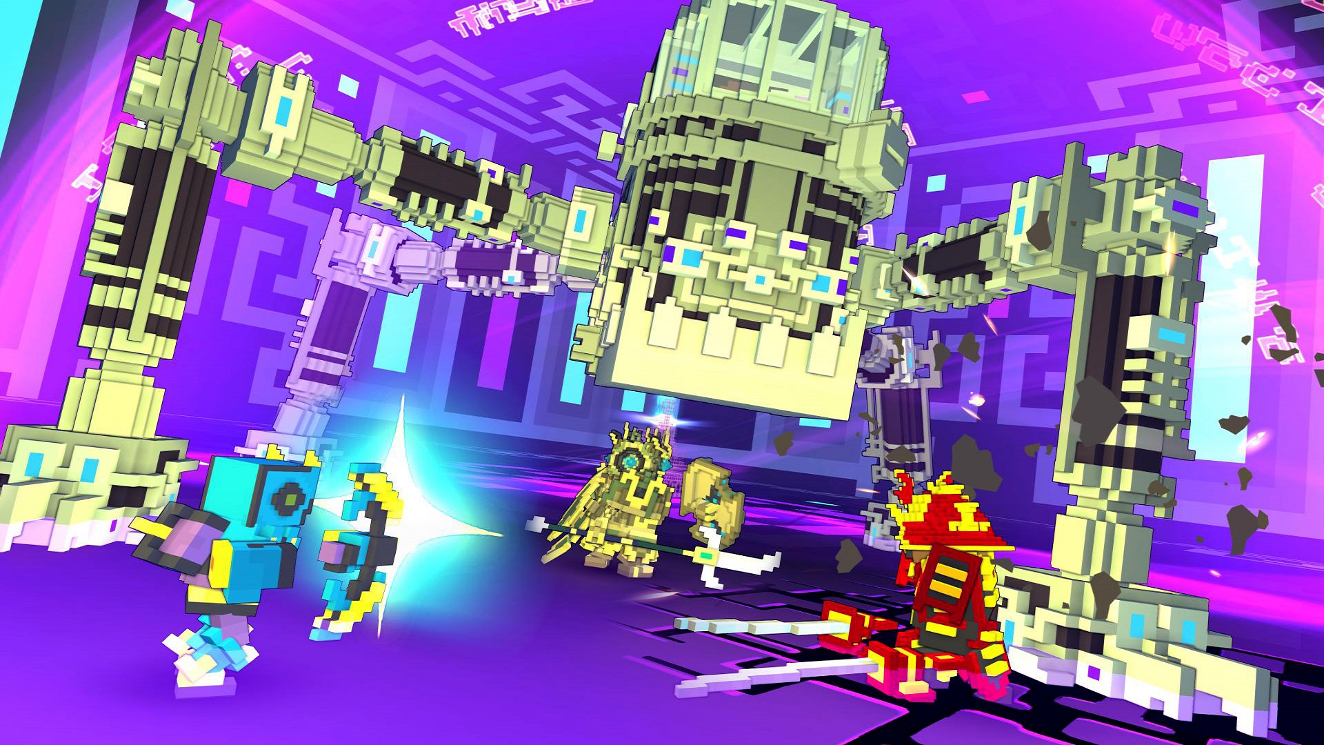 Trove Gameplay Screenshot 1