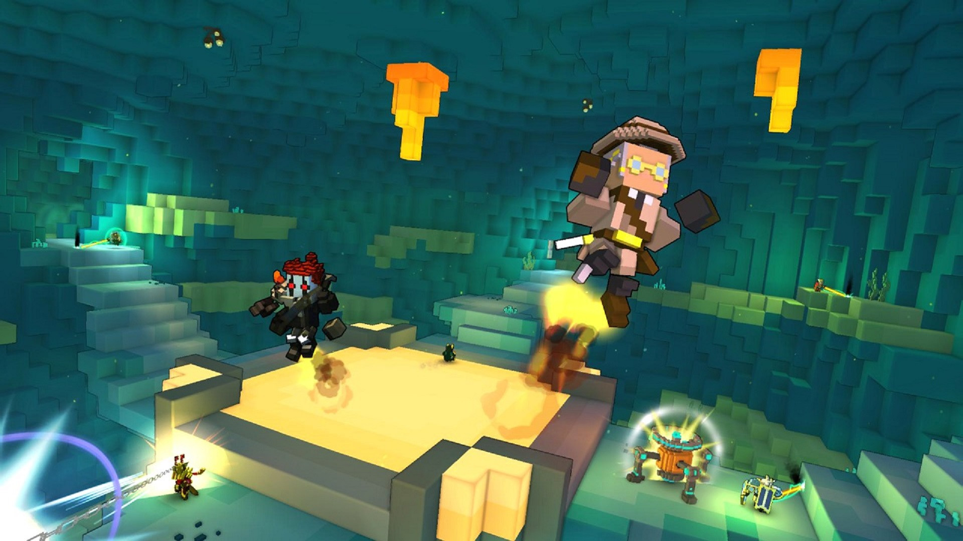 Trove Gameplay Screenshot 2