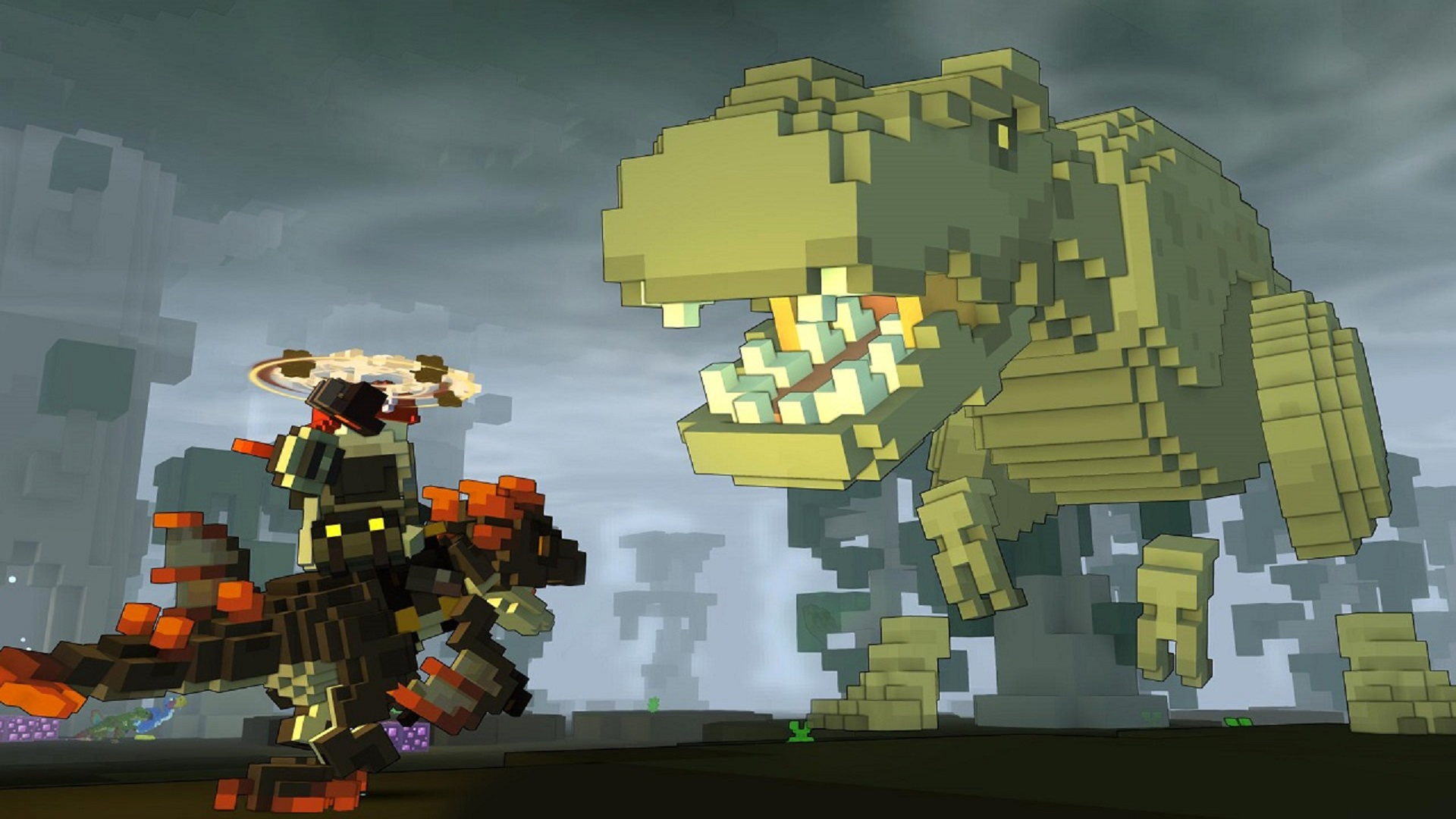 Trove Gameplay Screenshot 3