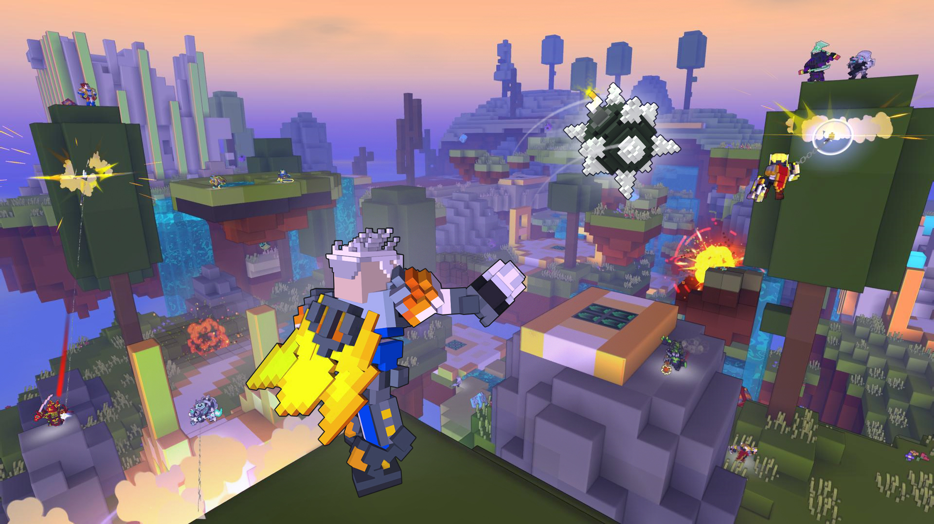 Trove Gameplay Screenshot 4