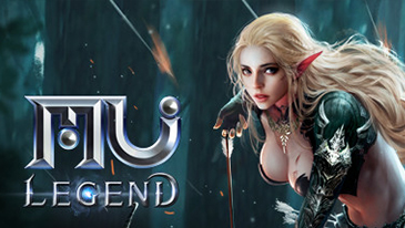 MU Legend - A free-to-play MMORPG developed by Webzen and the followup to MU Online.