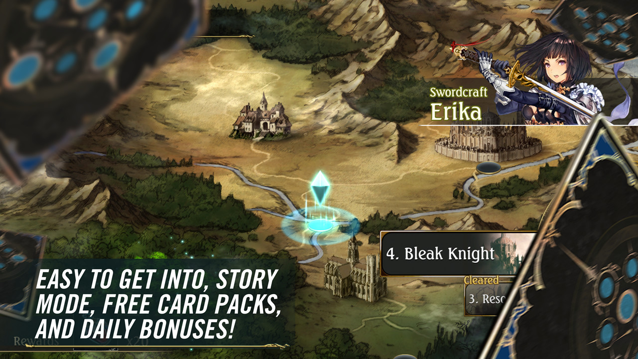 Shadowverse Gameplay Screenshot 2