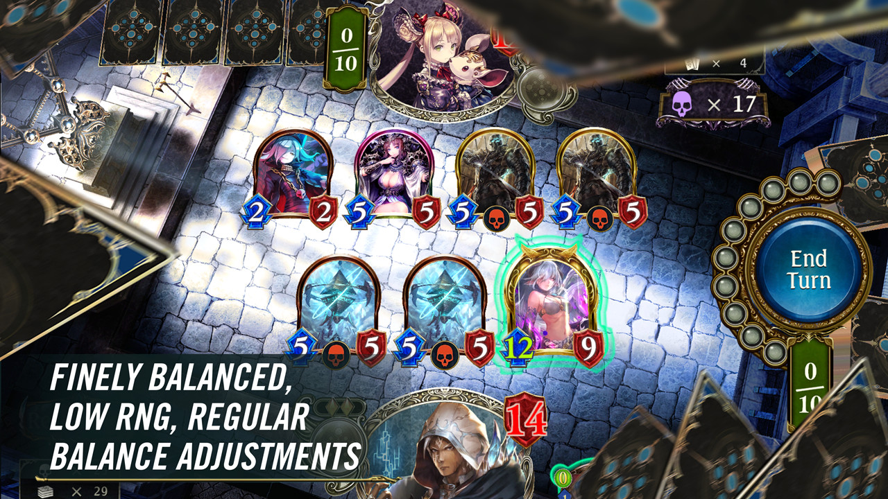 Shadowverse Gameplay Screenshot 3