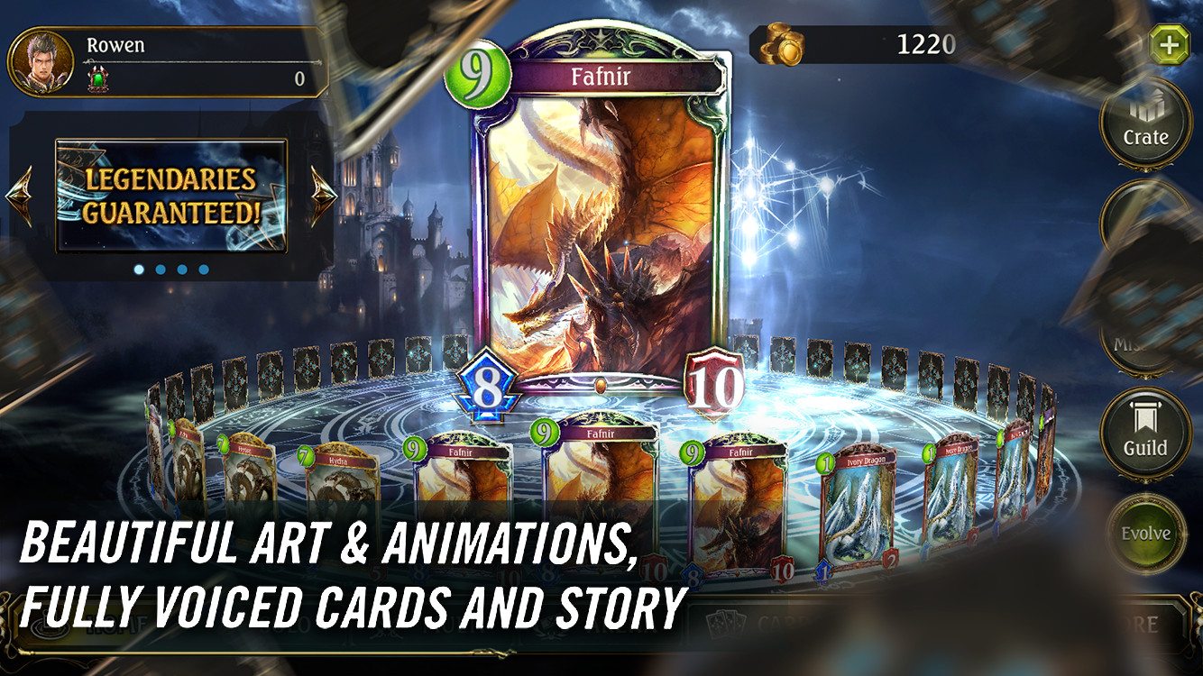Shadowverse Gameplay Screenshot 4
