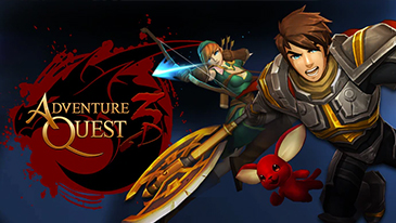 AdventureQuest 3D - A free to play cross-platform MMORPG from the creators of the original 2D RPG game.