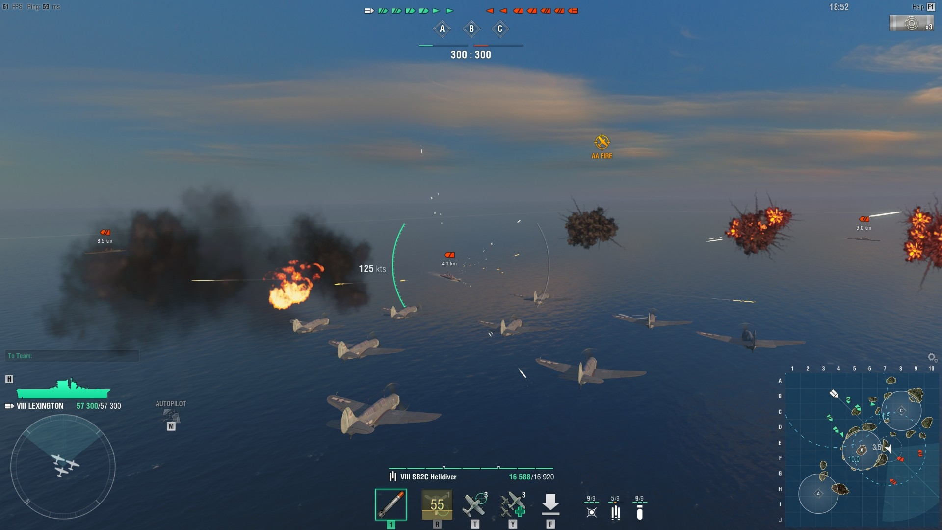 World of Warships Gameplay Screenshot 4