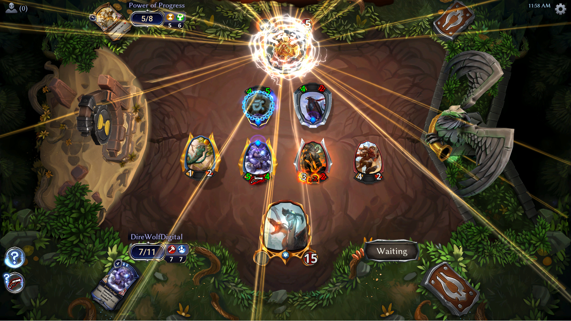 Eternal Gameplay Screenshot 2