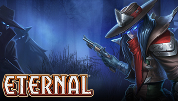 Eternal - A strategy card game designed to take the best elements of Magic the Gathering, Hearthstone, and Hex and combine them all into one game.
