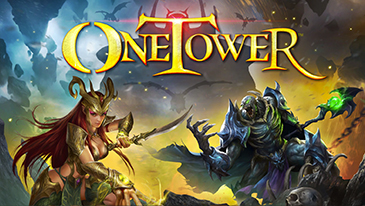 "One Tower - A unique 1v1 MOBA known as a ""micro-moba"" developed and published by SkyReacher following a successful Kickstarter."