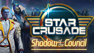 Star Crusade - A free-to-play sci-fi themed collectable card game developed and published by ZiMAD inc.