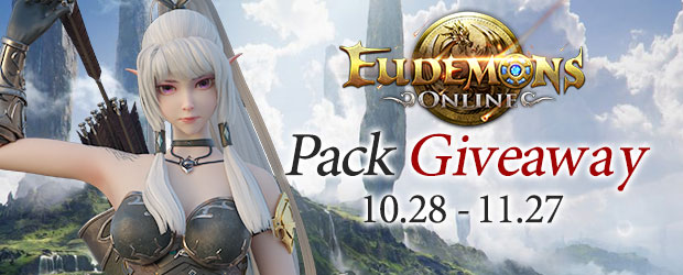 Eudemons Online Gift Pack Key Giveaway
