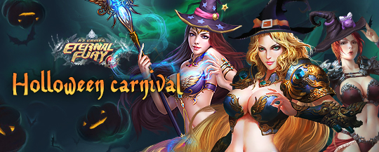 Eternal Fury Halloween Pack Key Giveaway
