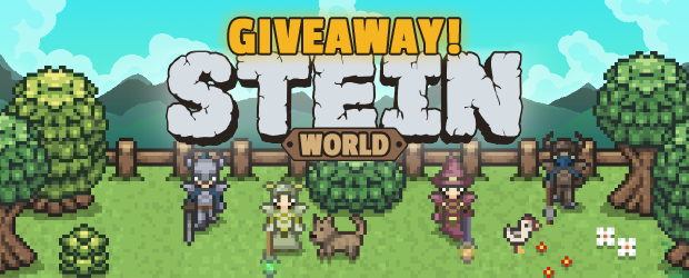 Stein.world Gift Key Giveaway