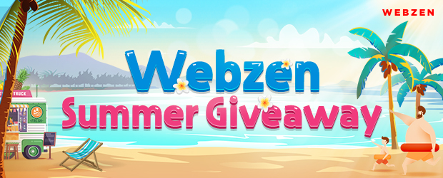 Webzen Summer Pack Key Giveaway