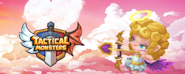 Tactical Monsters Rumble Arena Love Pack Key Giveaway