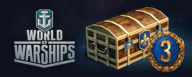World of Warships Gift Pack Invite Code Giveaway